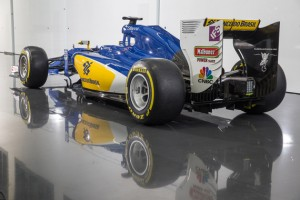 Sauber neues Design 2016